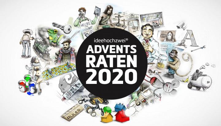 Adventsrätsel 2020