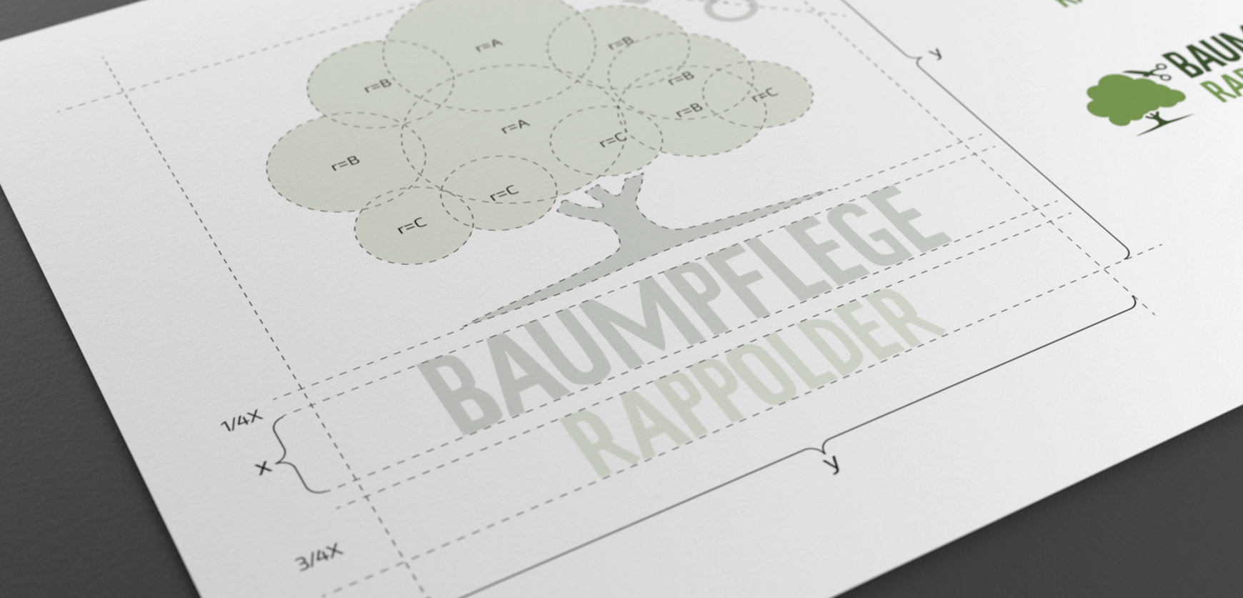 Baumpflege Rappolder Schaufenster