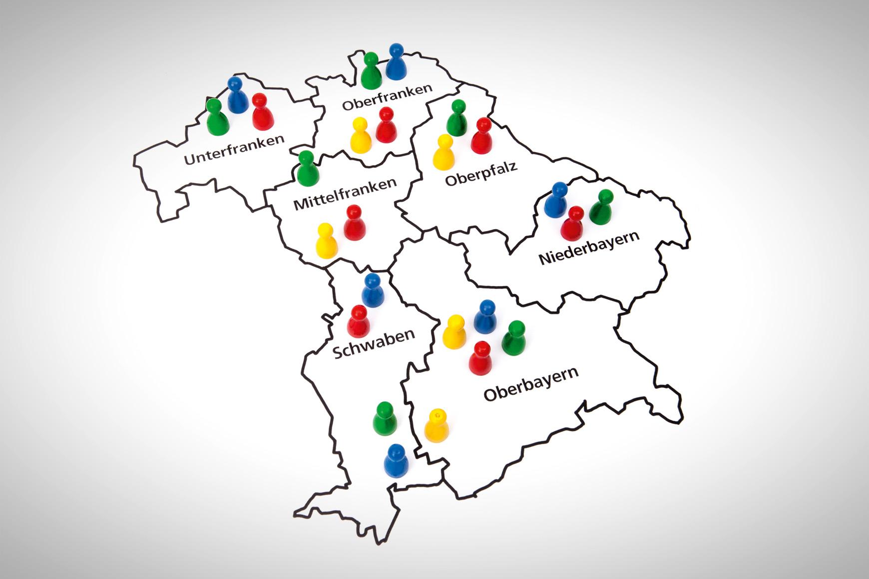 Bildungswerk ver.di Bayern Schaufenster