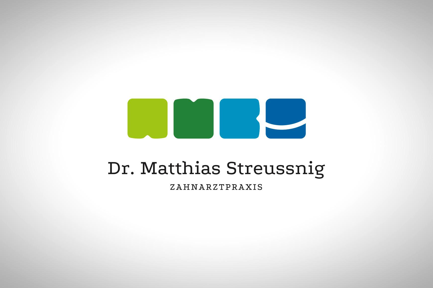 Dr. Streussnig Schaufenster