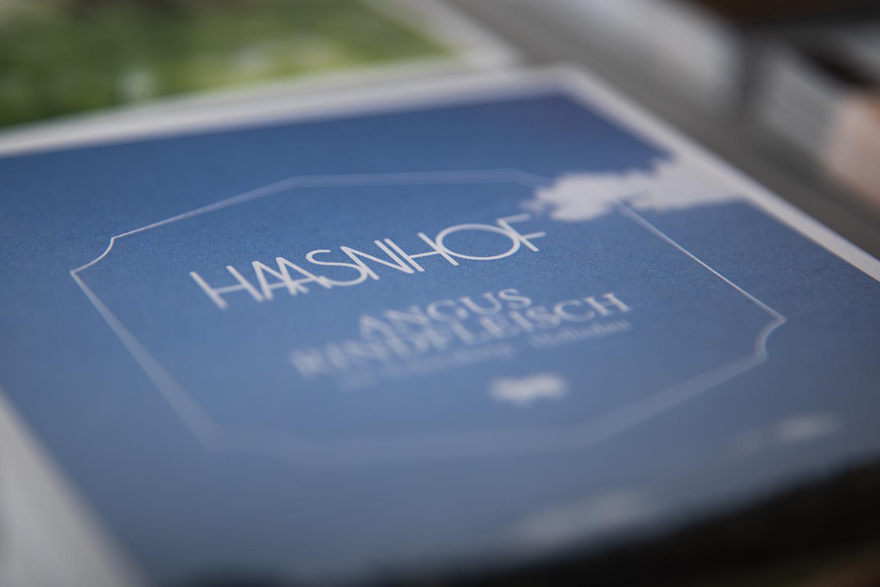 Haasnhof Schaufenster
