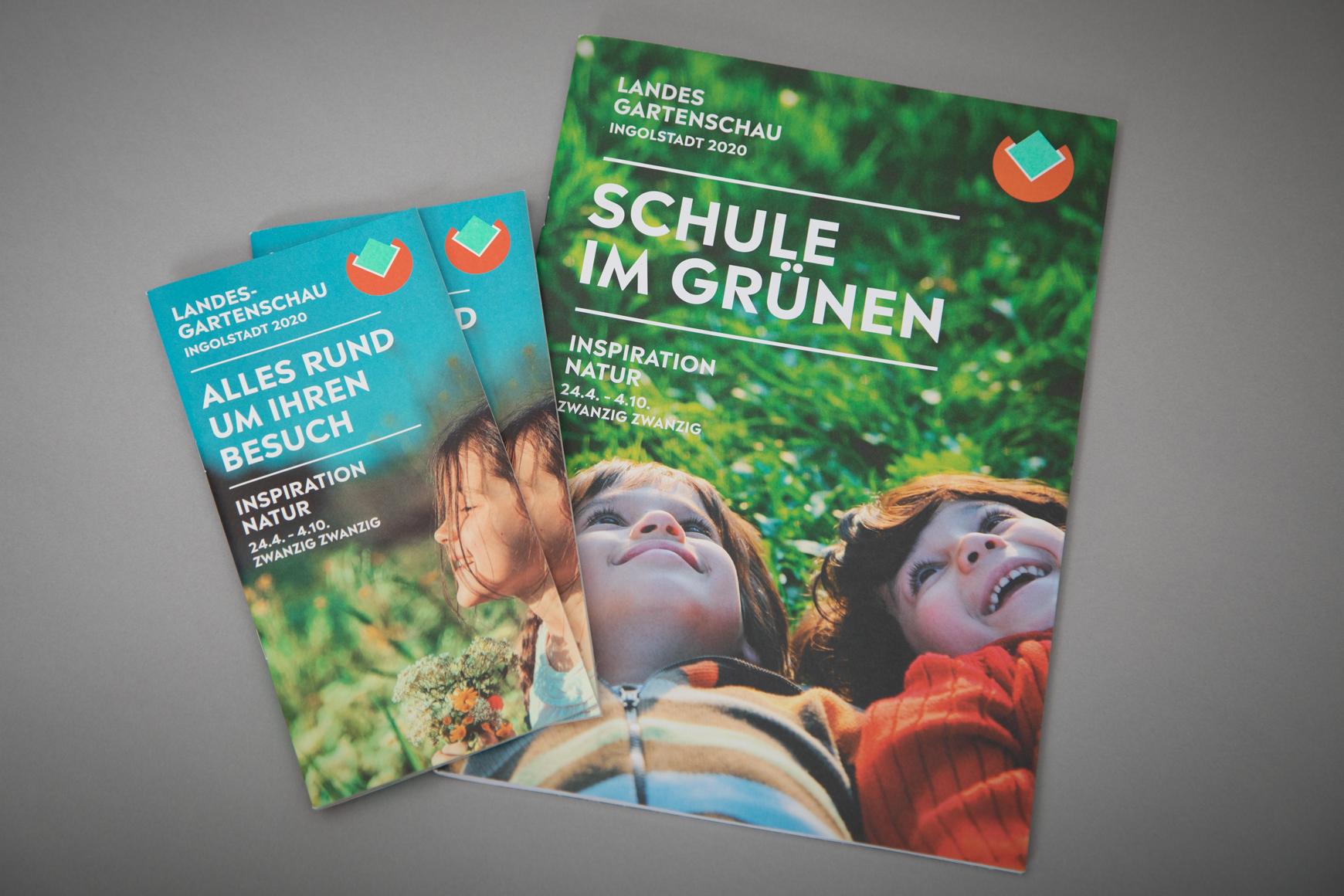 Landesgartenschau Ingolstadt 2020 Schaufenster