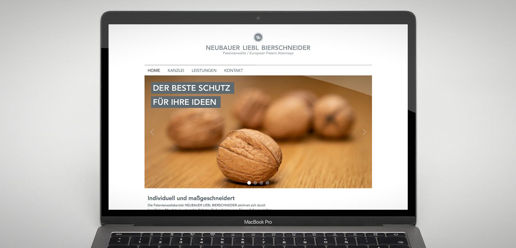 Neubauer Liebl Bierschneider Schaufenster