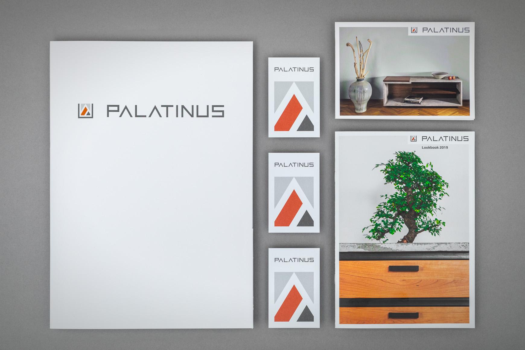 Palatinus Schaufenster