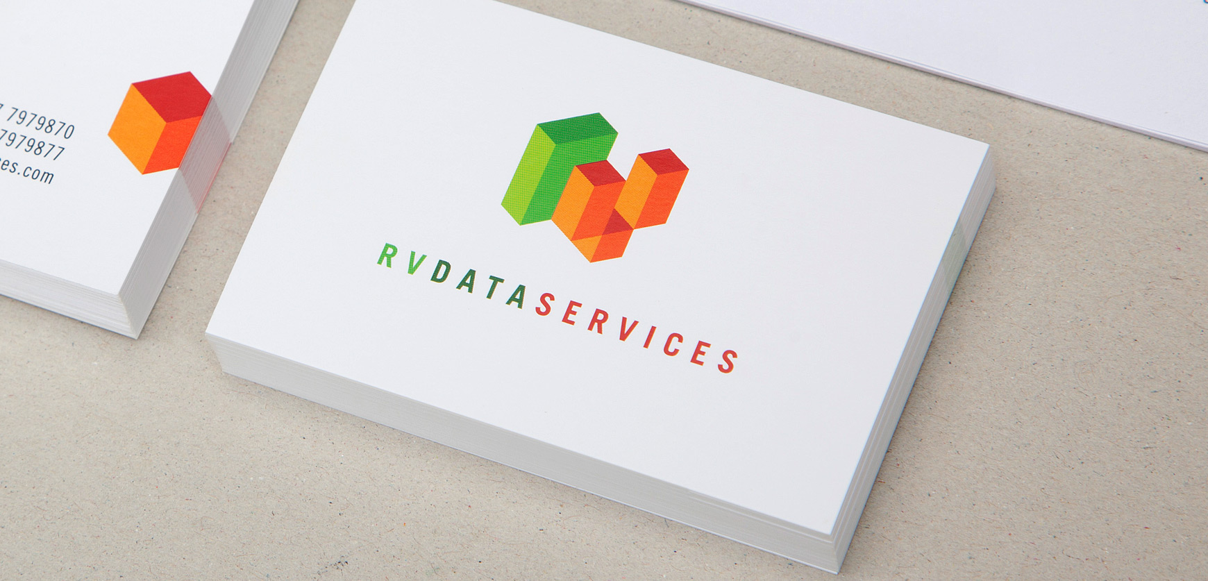 RV Dataservices Schaufenster