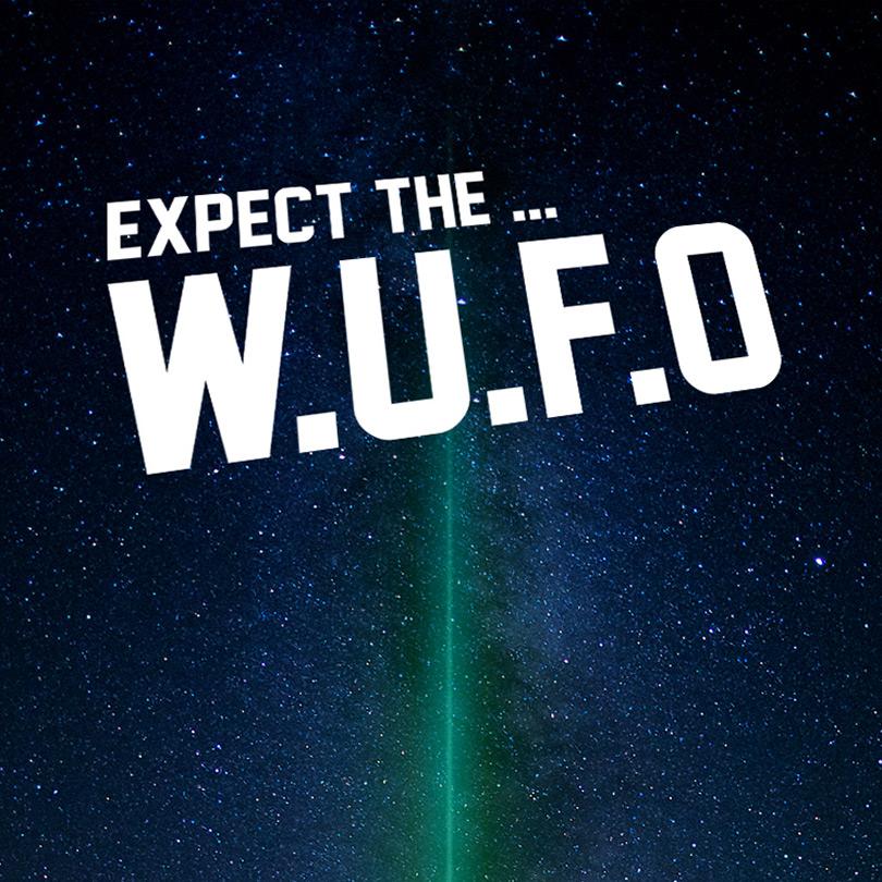 W.U.F.O. Schaufenster